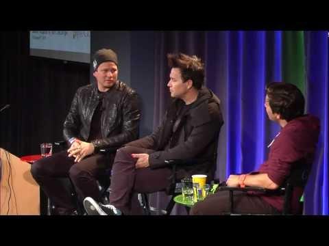 Blink-182 @GoogleTalks