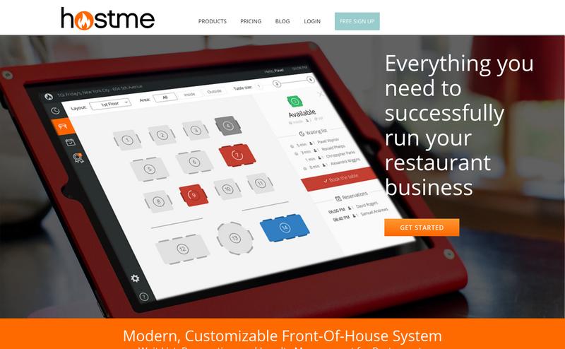 Restaurant Reservation System AngelList - Table reservation system
