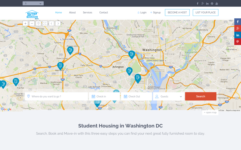 Student Housing in Washington DC