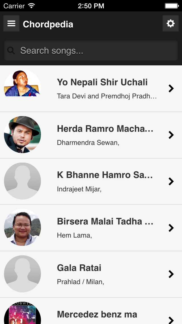 Chordpedia Nepali Songs Chords Angellist