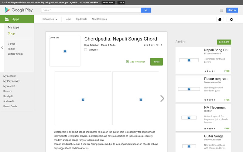 Chordpedia: Nepali Songs Chord - Android Apps on Google Play - AngelList