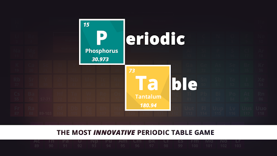 Periodic table game android apps on google play angellist periodic table game android apps on google play urtaz Image collections