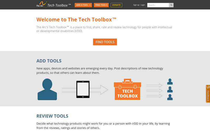 the tech toolbox
