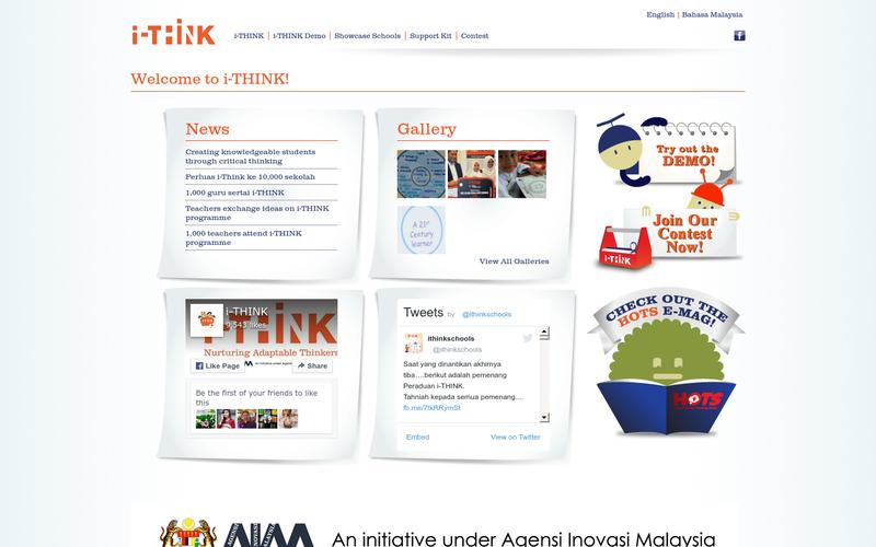 i-THINK Online