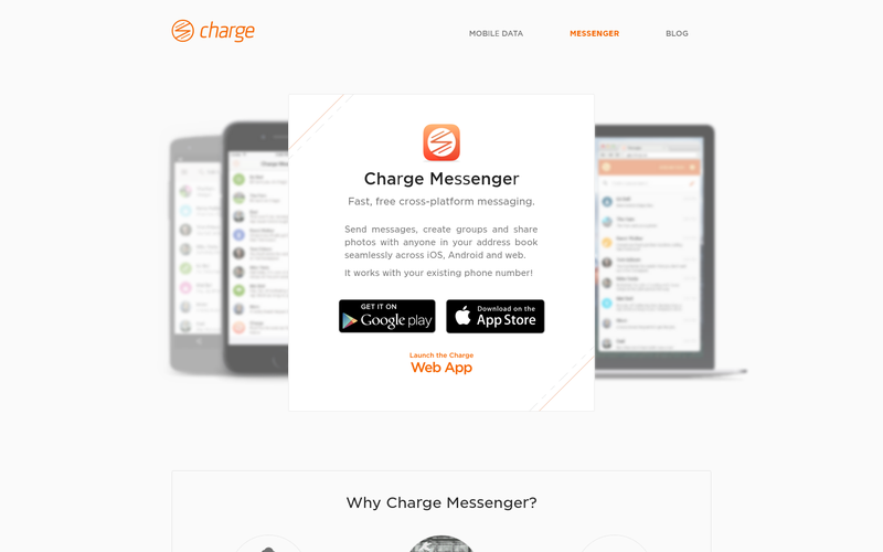 Charge Messenger