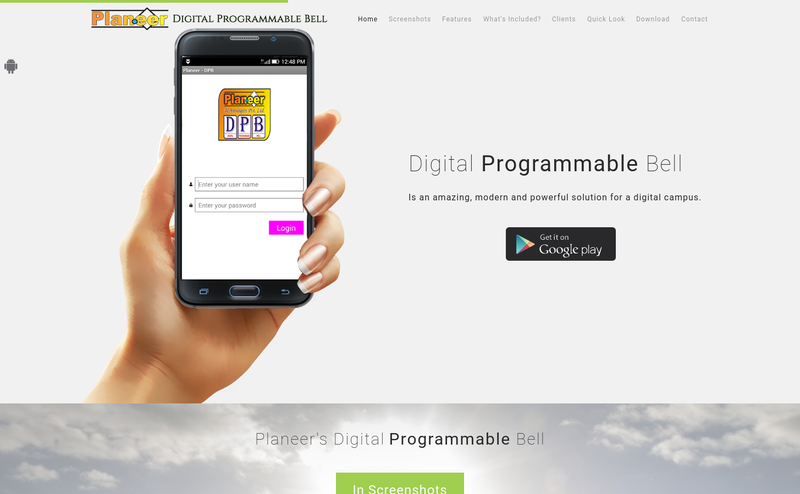 Planeer Digital Programmable Bell Angellist