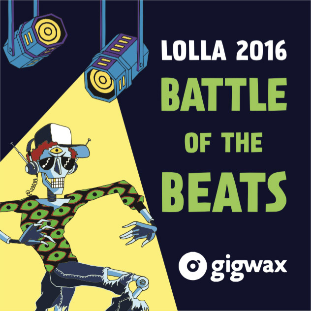 Lollapalooza 2016 DJ Competition