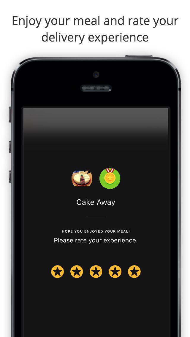 App Food Delivery Dubai