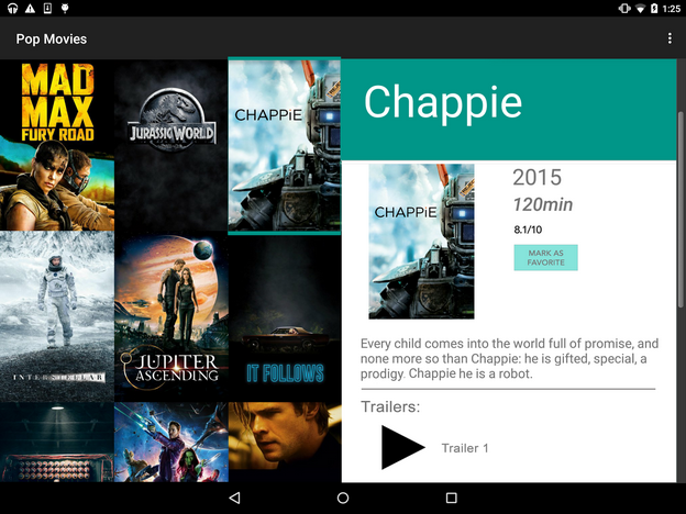 Popular Movies App | AngelList