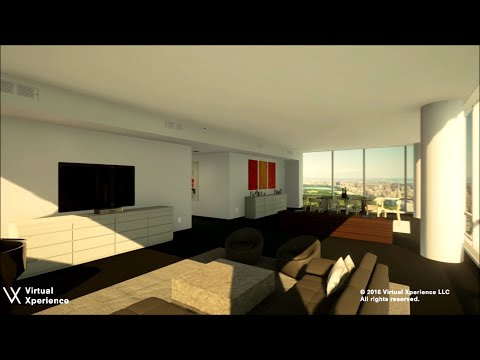 One57 Virtual Realty Fly-Through Video