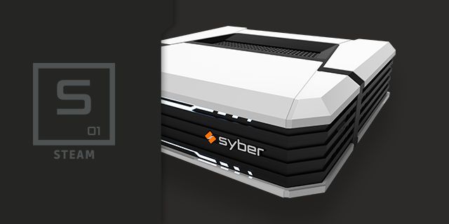 SYBER | VR Gaming PC's