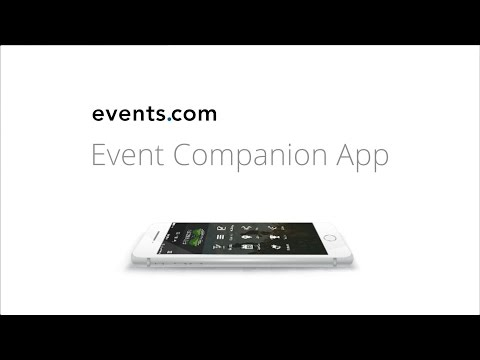 Events.com Event Companion App