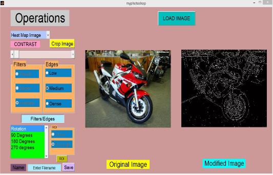 Photoshop Software(GUI) using MATLAB | AngelList