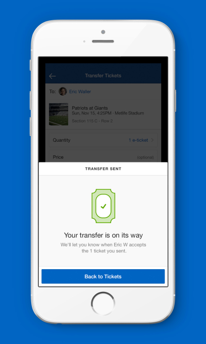 SeatGeek Launches A Marketplace Where Anyone Can Sell And Transfer Tickets