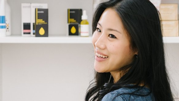 """Published Article - """"Q&A With Korean Beauty Maven Alicia Yoon"""""""