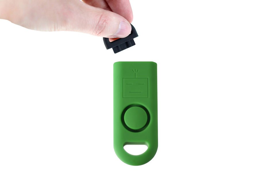 Sound Grenade by ROBOCOPP - The Power of Sound in your Pocket