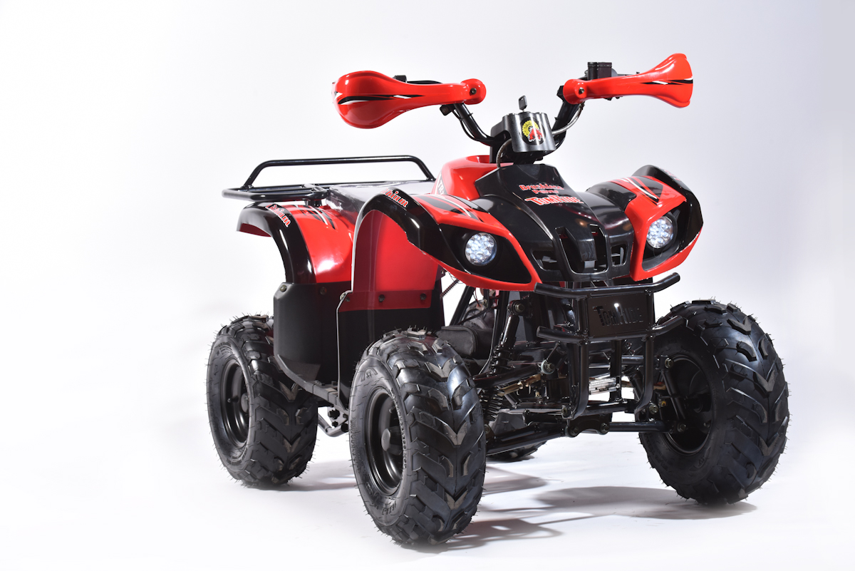 Electric Atv Quad Bike For Kids Tr280 Tomride Angellist