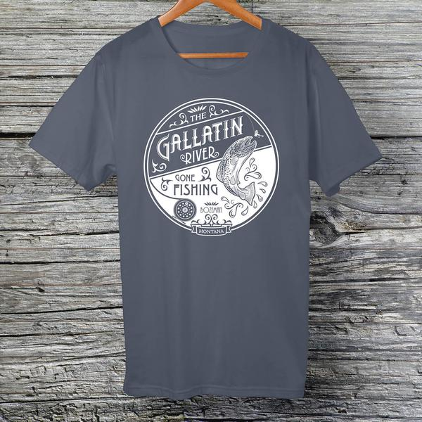 Montana Fly Fishing Lifestyle T-shirts   AngelList