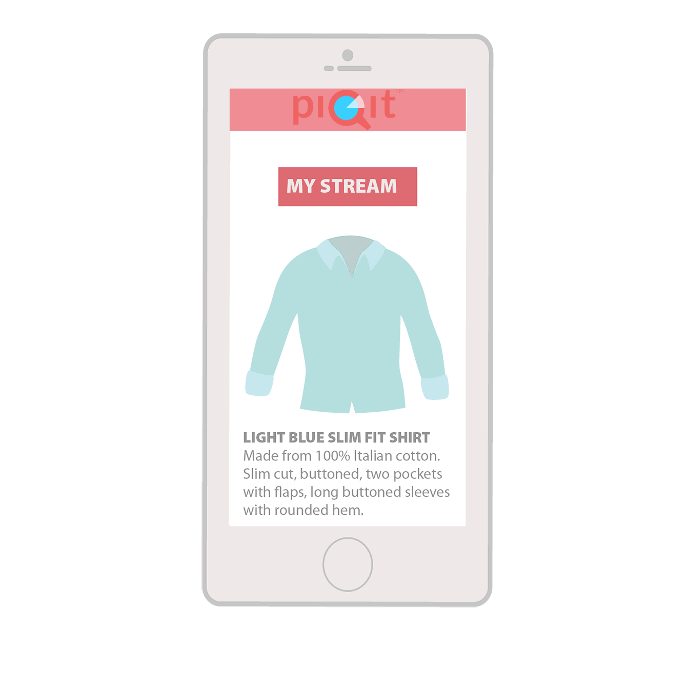 piQit -  Your personal styling assistant