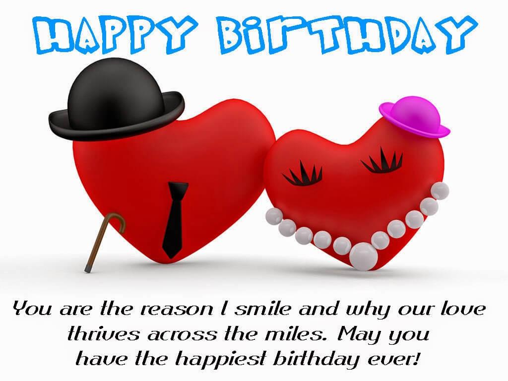 Happy Birthday Wishes For Boyfriend Win Bf S Heart Angellist