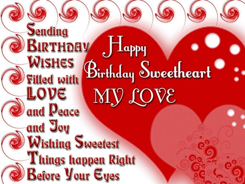 Happy Birthday Wishes For Boyfriend WIN BFs HEART