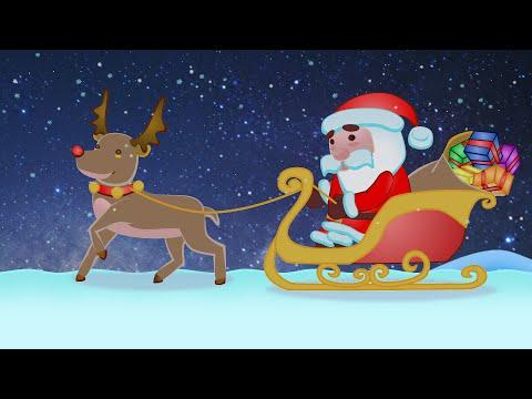 Feliz Navidad Cancion Original.Feliz Navidad Cancion Infantil Mejor Cancion De Cuna
