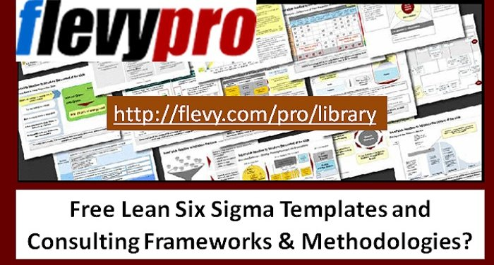 Free Lean Six Sigma Templates, Consulting Frameworks, and ...