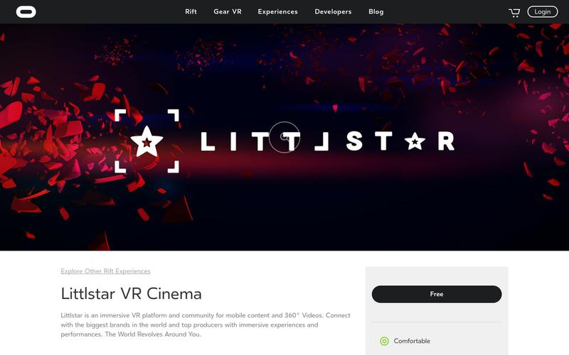 Littlstar VR Cinema | AngelList