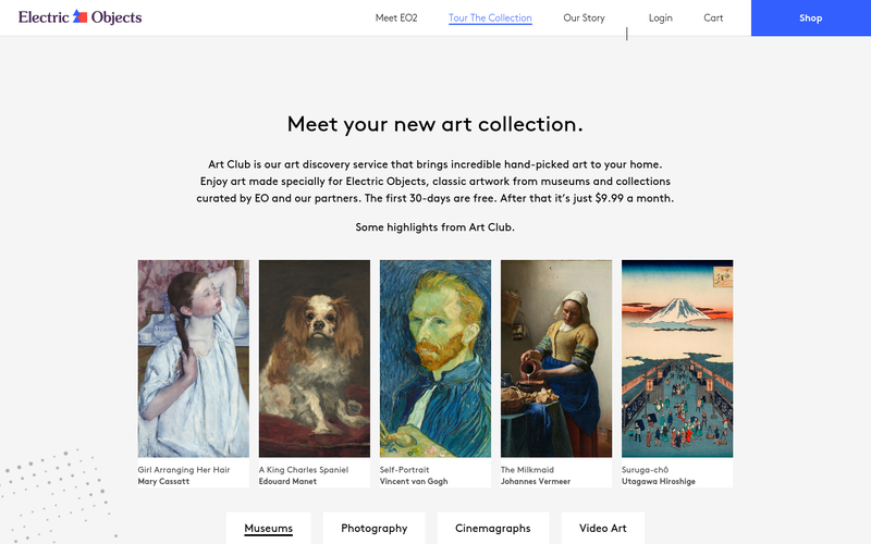 Art Club Subscription
