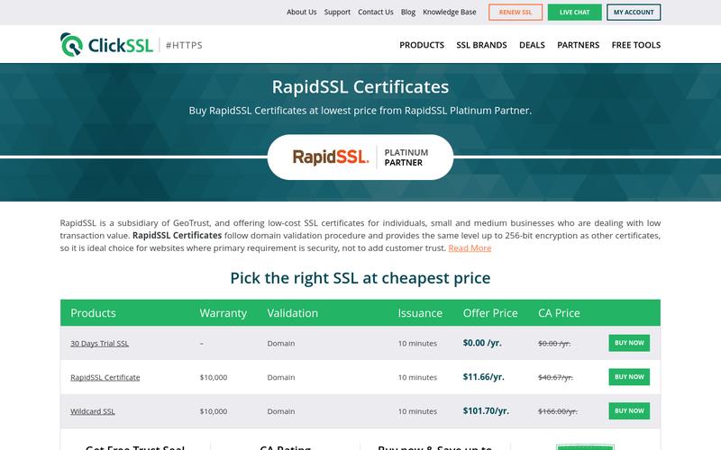 Rapidssl Certificates Angellist