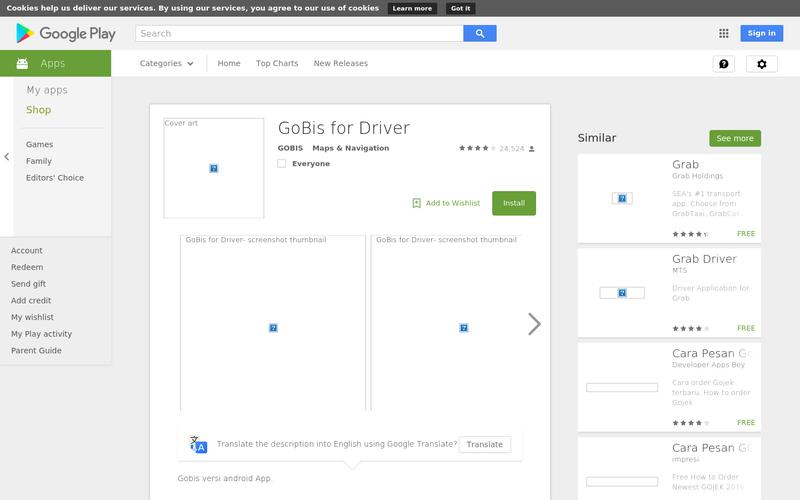 GO-JEK Driver App | AngelList