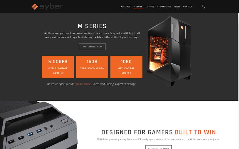 Syber M-Series