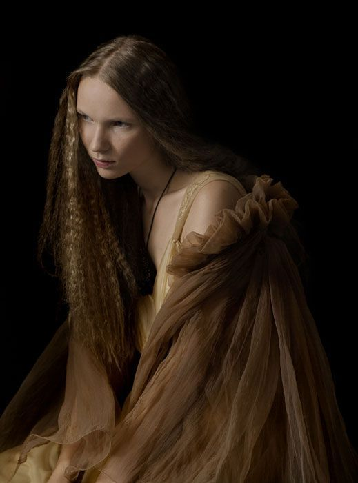 Faux Renaissance Portraits By Josef Fischnaller Pondly