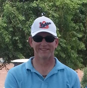 Golfing in AZ