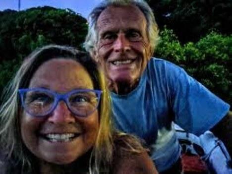 Having fun in Grenada