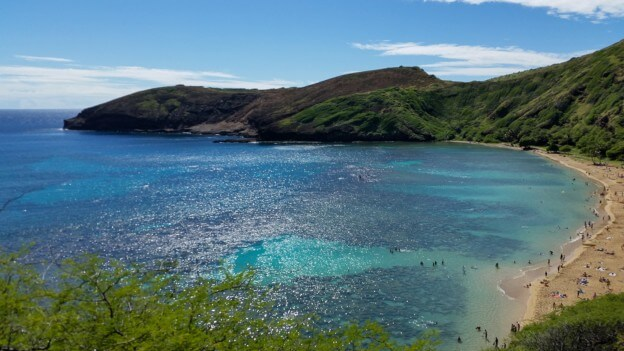 Hanauma Bay, Hawaii What drives me to want to explore more reefs in our oceans.