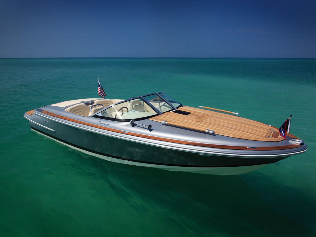A Lot Has Changed for Chris-Craft, Except Its Focus on Quality Boats