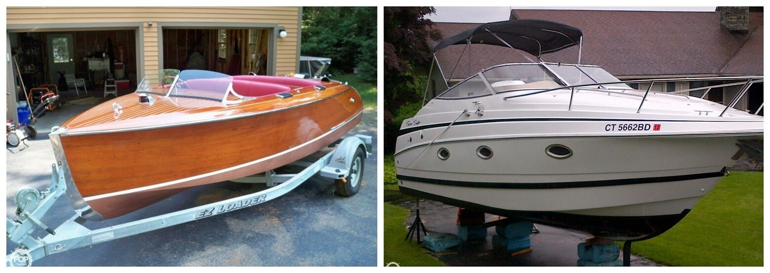 Boatbuilding: The Evolution from Wood to Fiberglass