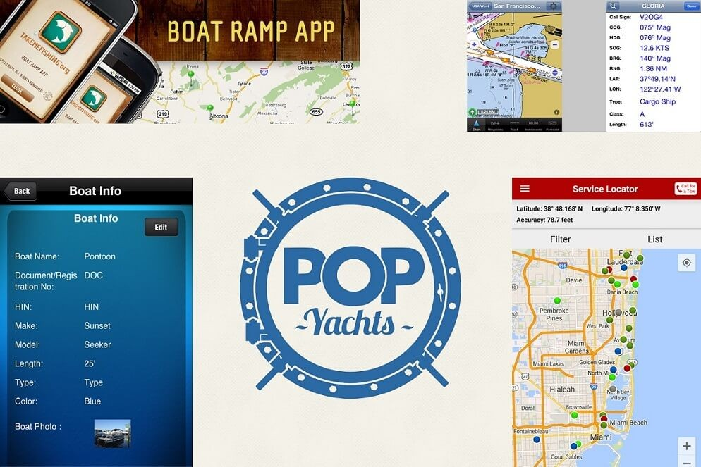 Heading out on the water? Here are 4 apps for that!