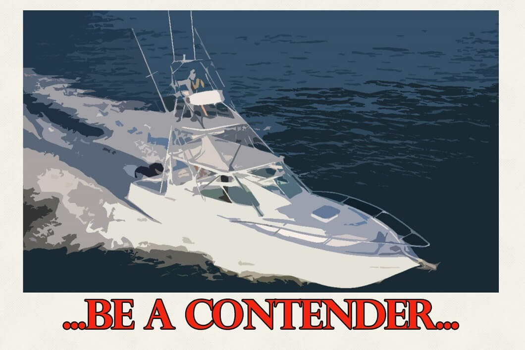 So You Wanna Be a Contender?