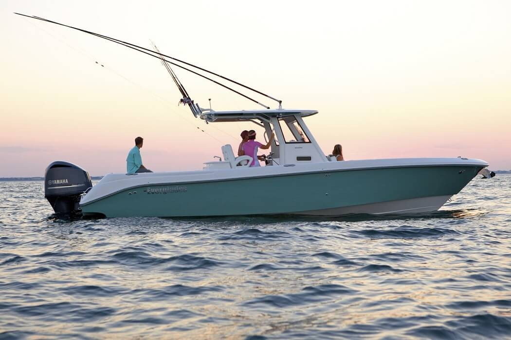 Used Everglades Boat Buyers Start at POP Yachts