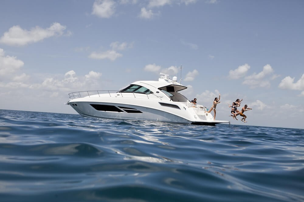 Innovation Is What Leads Buyers to Sea Ray Boats