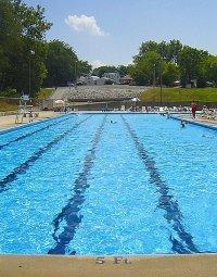 Belleville Public Pool In Belleville Buddy Ebsen Beverly Hillbillies Television At Popturf