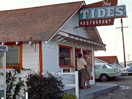 Tides Wharf Restaurant In Bodega Bay The Birds Alfred