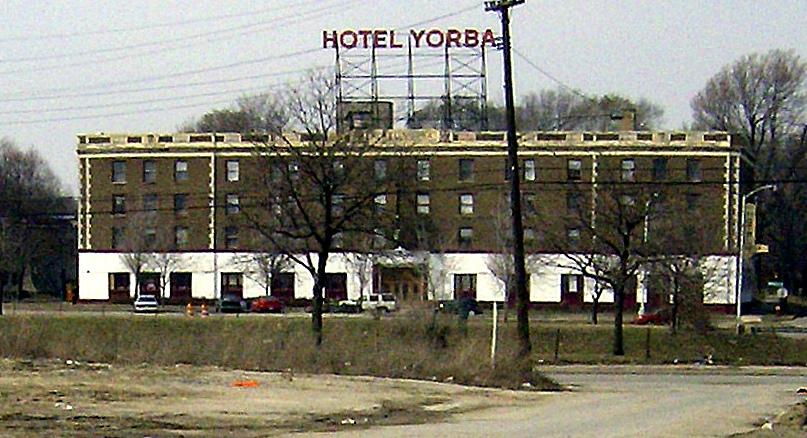 Hotel Yorba In Detroit The White Stripes Music At Popturf