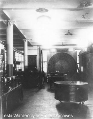 Tesla S Houston St Lab In New York Nikola Tesla