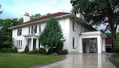Jack White S Home 2003 2006 In Detroit The White