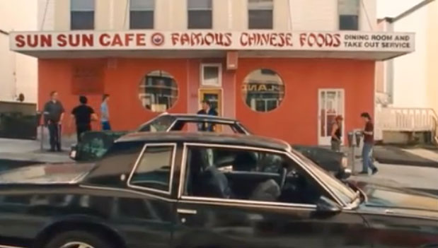 Sun Sun Cafe In Dartmouth Trailer Park Boys The Movie