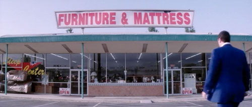 d d mattress in pomona punch drunk love movies at popturf. Black Bedroom Furniture Sets. Home Design Ideas