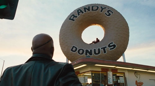 Randy S Donuts In Inglewood Iron Man 2 Movies At Popturf
